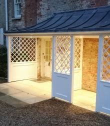New Porch Boxted
