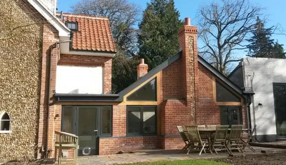 Kitchen Extension Dedham
